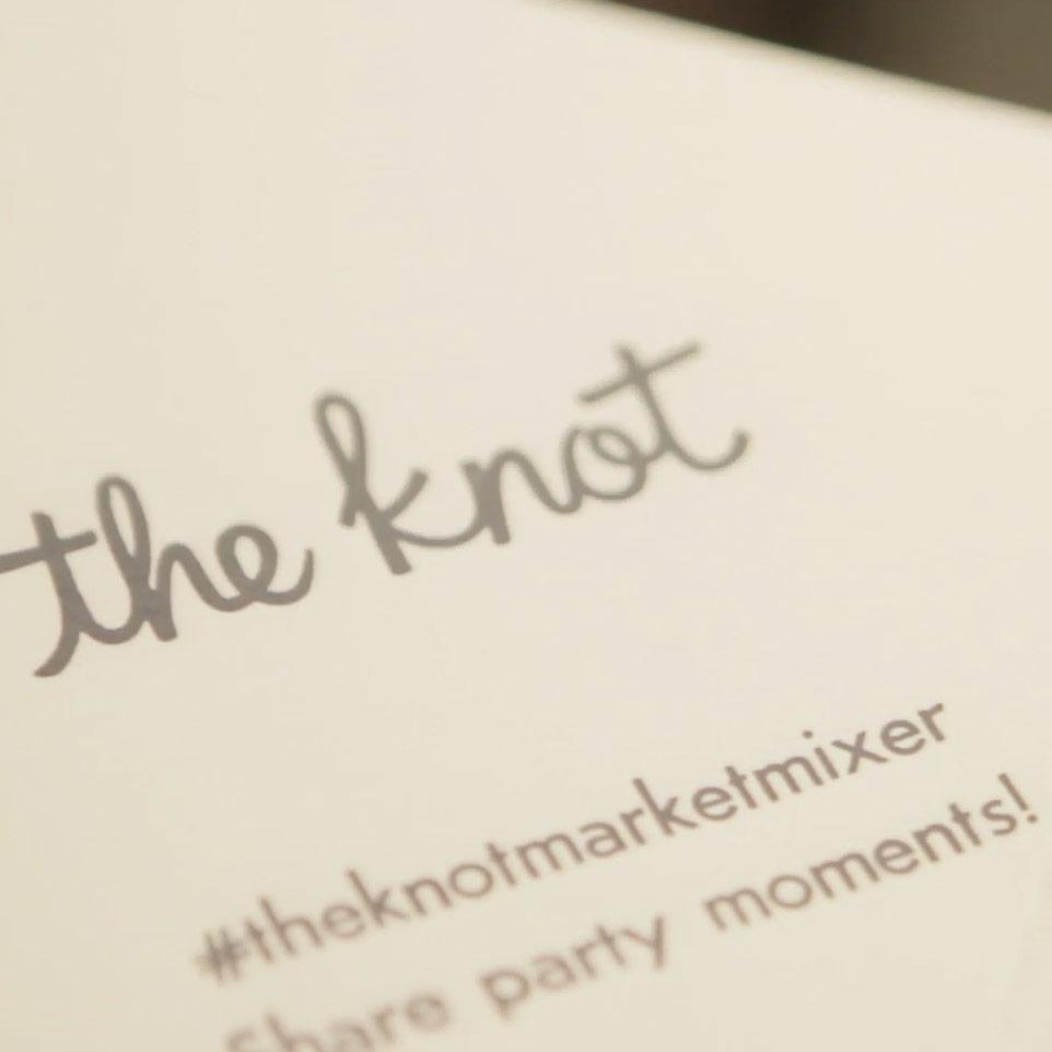 The Knot Market Mixer