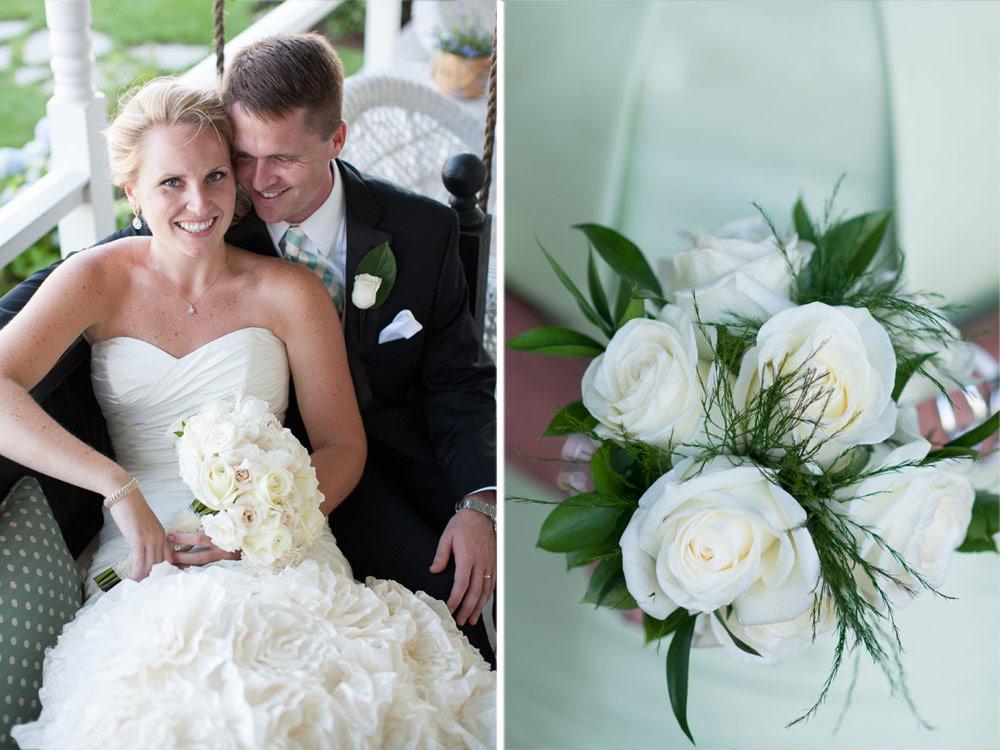Photo by Nancy Gould - Hyannisport Wedding