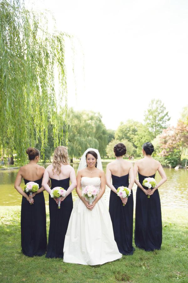 Modern Boston Wedding