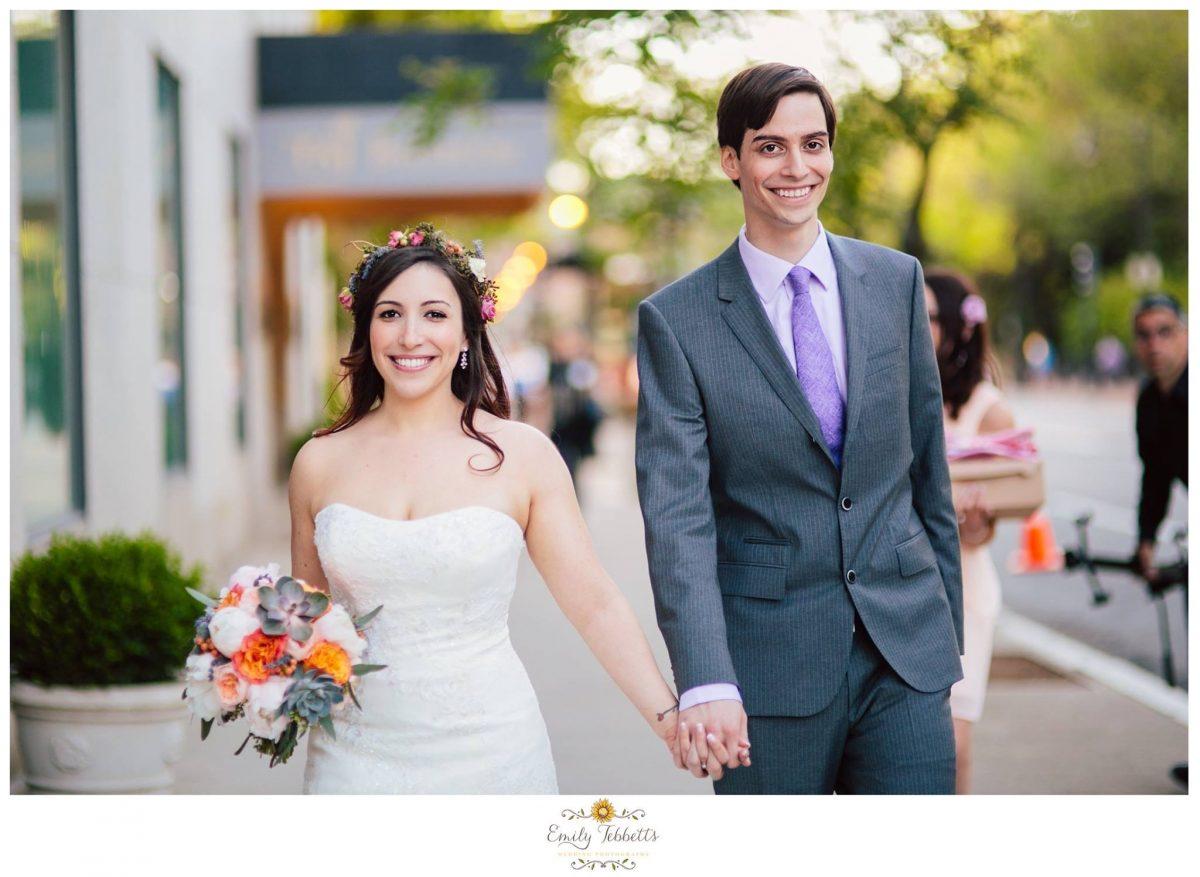 Jen & Brandon