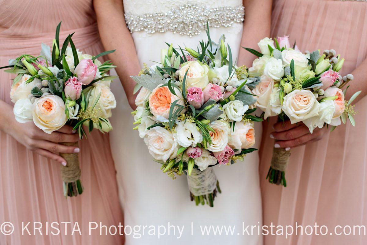 Flou(-e)r - Accent Greenery - Bouquet Krista Photography