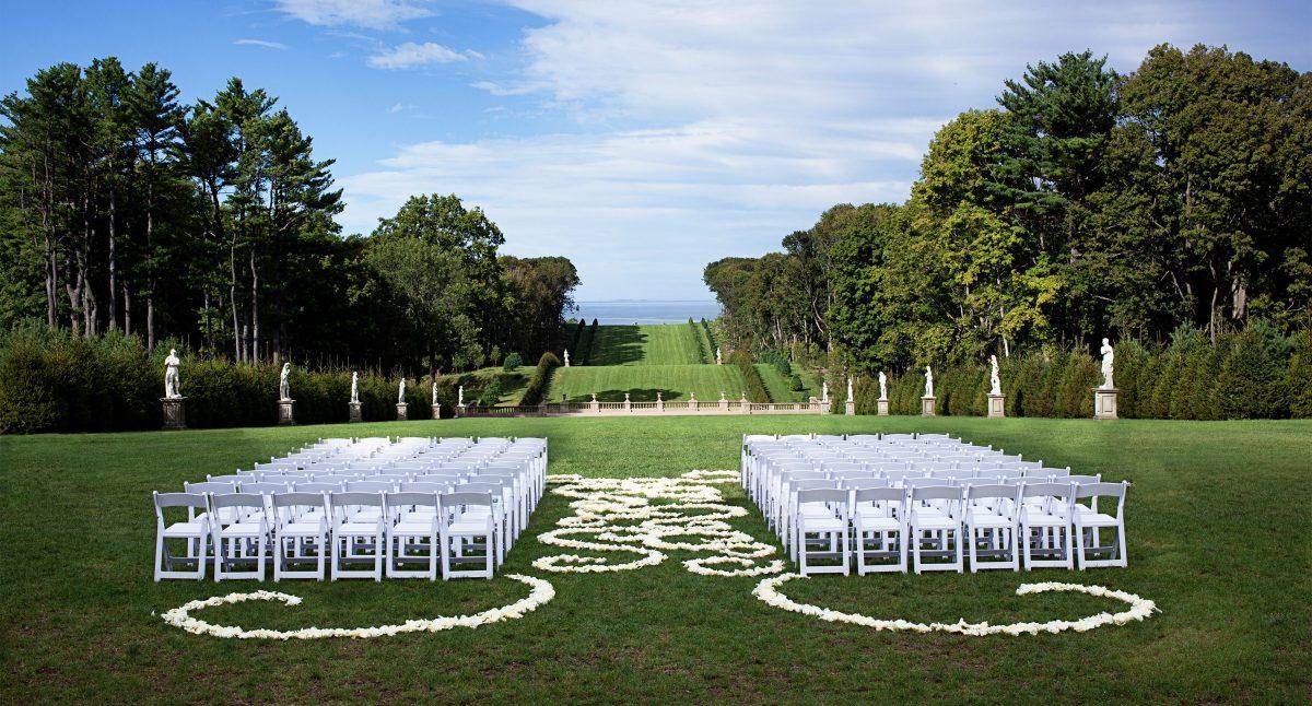 Wedding at Crane Castle Ipswich, MA