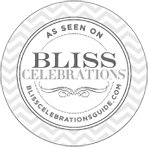 Bliss Celebrations - Badge