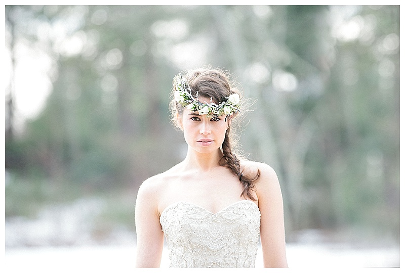 Wedding Photography - Floral Crowns
