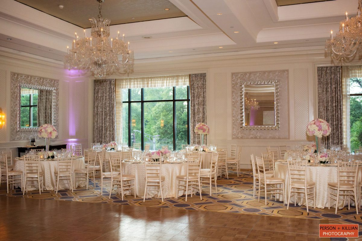 Wedding at the Four Seasons - Photo by Person + Killian