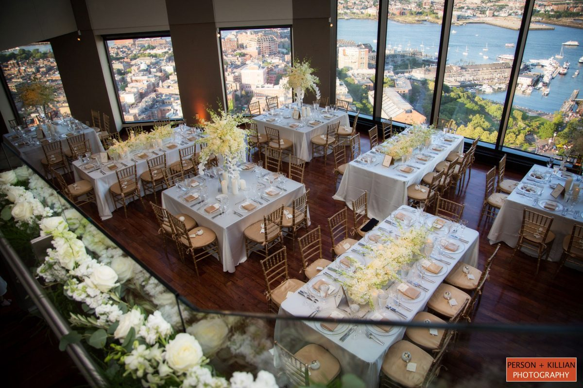 Wedding at the State Room - Photo by Person + Killian