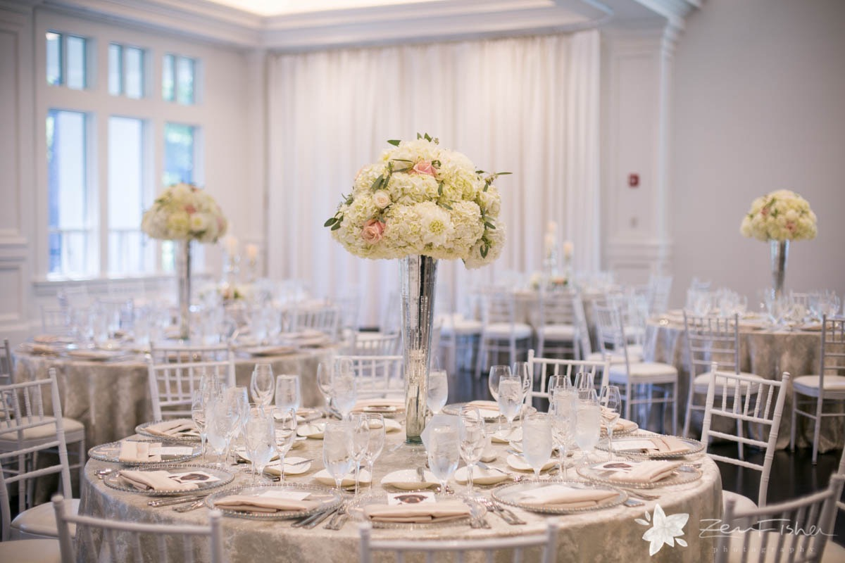 flou(-e)r Specialty Floral Events Traditional Wedding Centerpieces