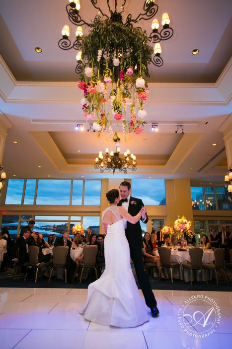 flou(-e)r Specialty Floral Events Boston Harbor Hotel Wedding
