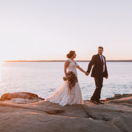 flou(-e)r Specialty Floral Events Newagen Seaside Inn New England Beach Wedding