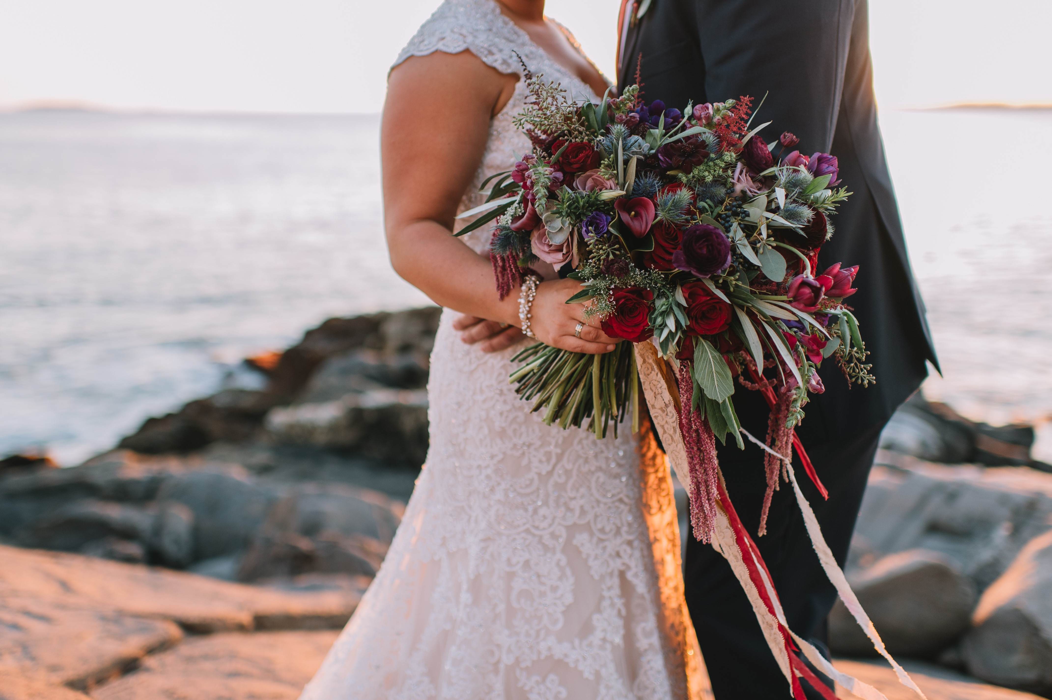 flou(-e)r Specialty Floral Events New England Seaside Wedding