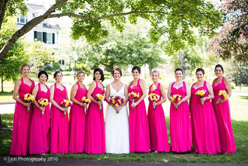 Flou E R Specialty Fl Events Summer Wedding Style