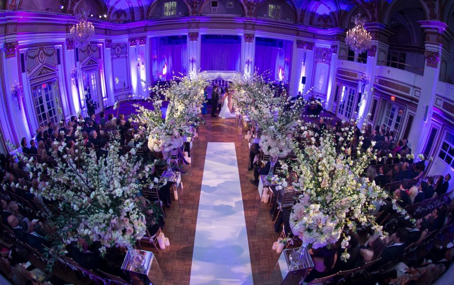 Flou(-e)r Specialty Floral Events - Chuppah - Wedding Ceremony