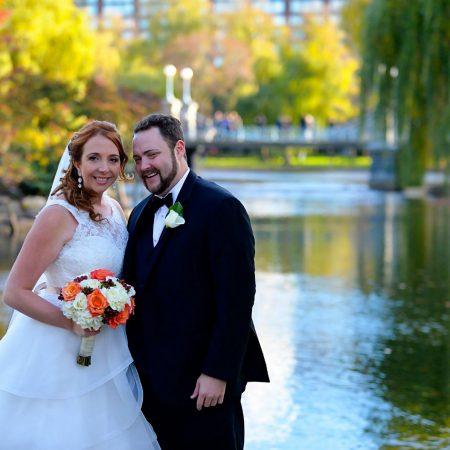 Park Plaza Wedding, Boston