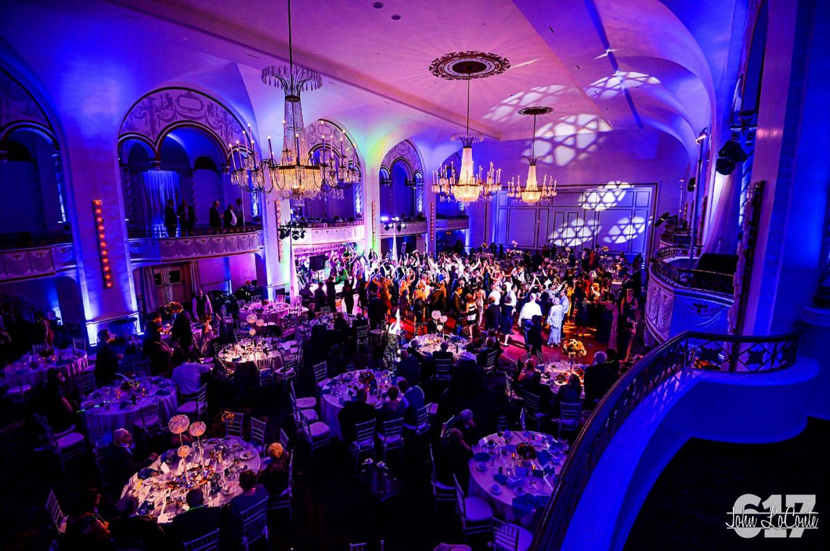... Grand Ballroom Boston Park Plaza Hotel ...