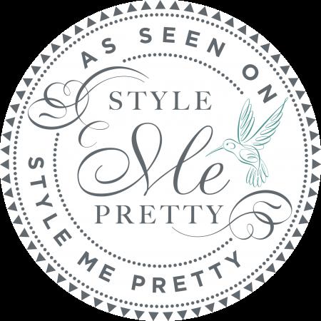 Style Me Pretty - Logo