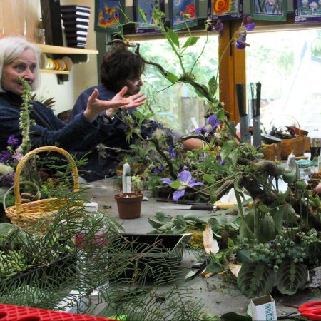 Botanical Couture Workshop