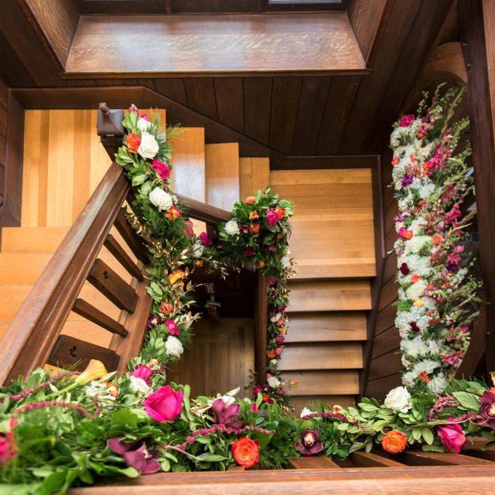Flou(-e) r_Specialty_Floral_Events_Wedding_Flower_Garland