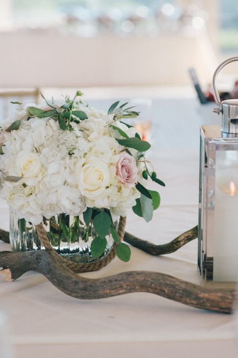 flou(-e)r Specialty Floral Events Natural Organic Wedding Centerpiece Style