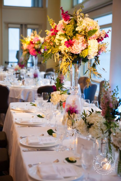 flou(-e)r Specialty Floral Events Boston Harbor Hotel Wedding Tablescape