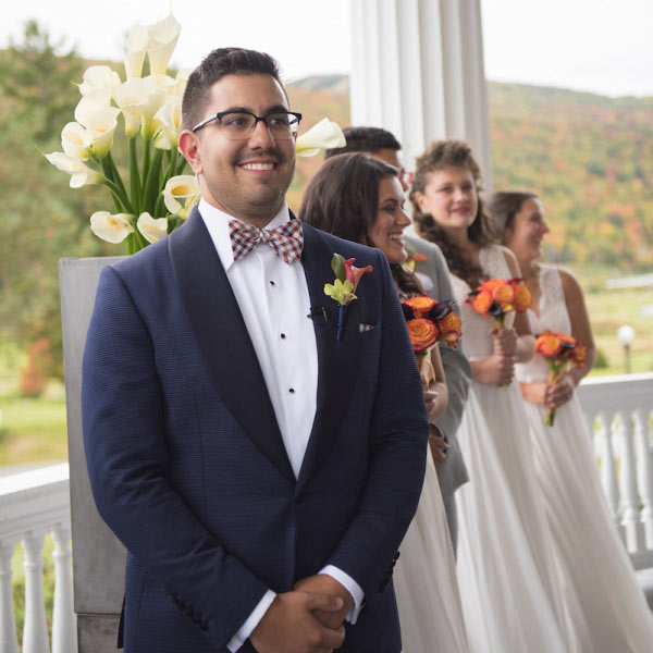 Omni Mount Washington Fall Wedding