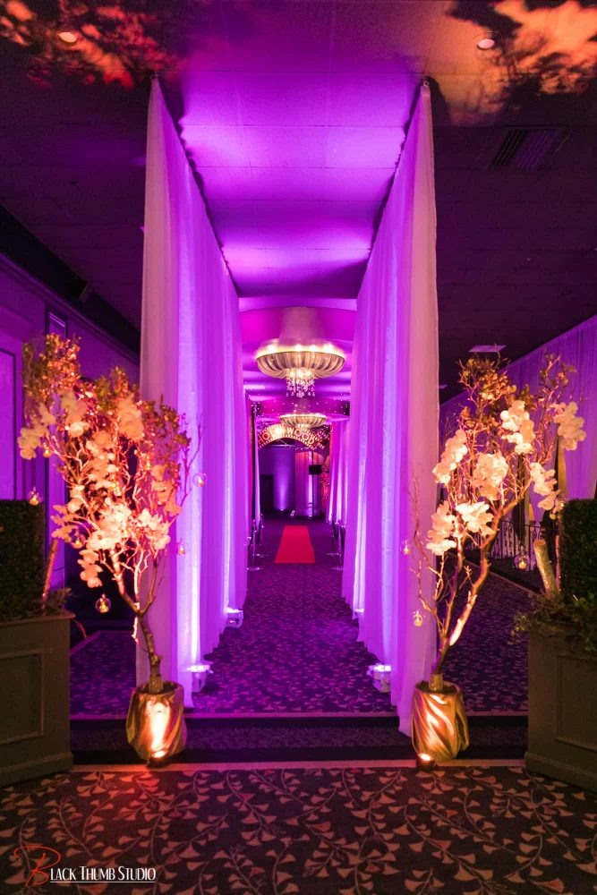 Elegant Event Decor