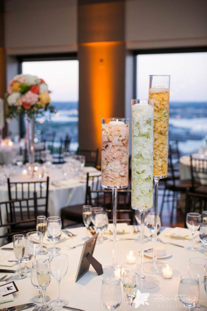 flou(-e)r specialty floral events boston summer wedding ideas modern Zev Fisher Photography