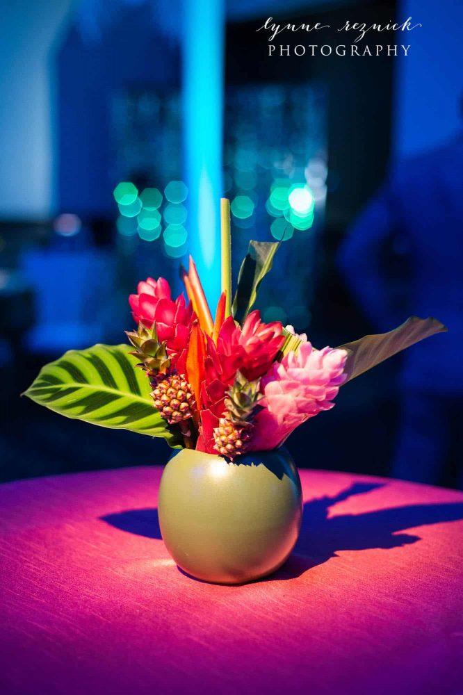 Tropical Event Design