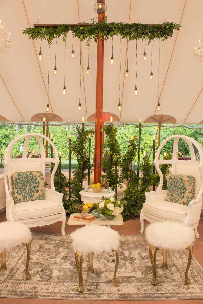 Event Lounge Design