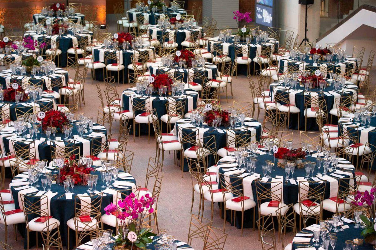 Nonprofit Gala Centerpieces