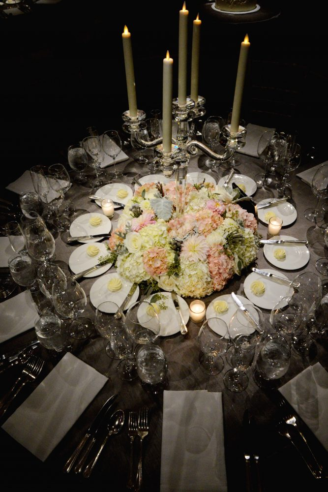 Wedding Centerpiece - Candelabra